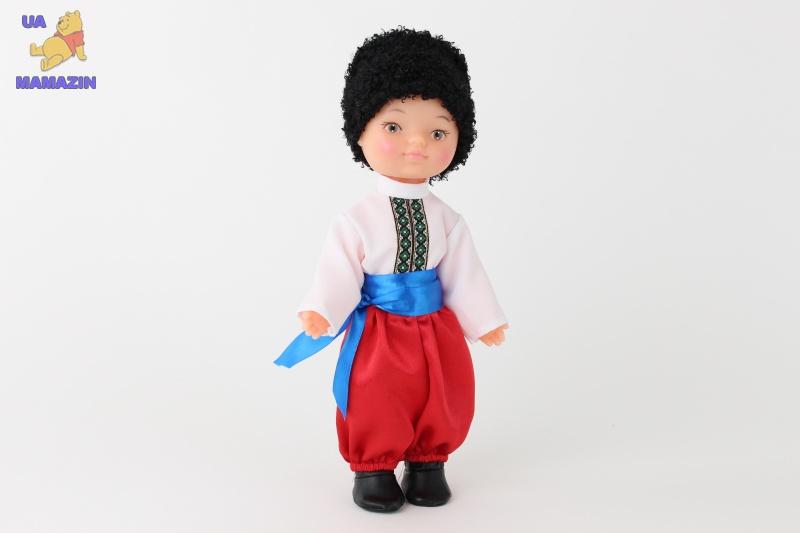 """Кукла """"УКРАИНЕЦ"""" ПРОСТОЙ НАРЯД"""