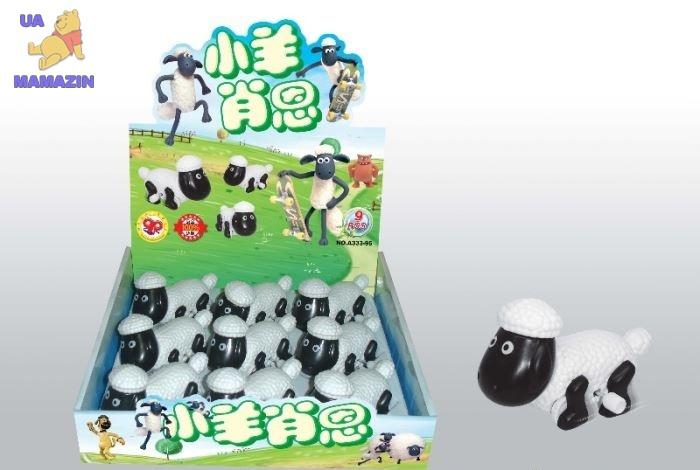 Заводная овечка 9шт. на планшете