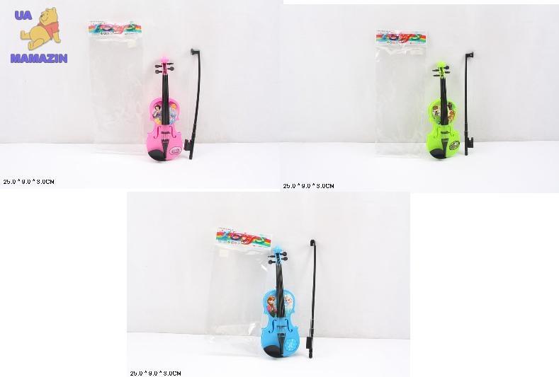 Скрипка игрушечная