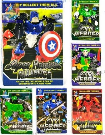 Трансформер Супергерои
