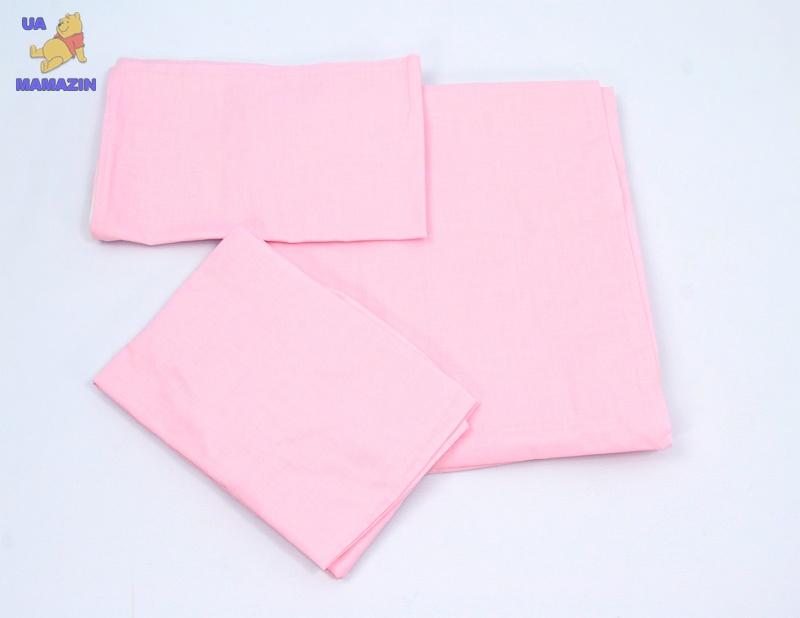 Комплект детский, розовый