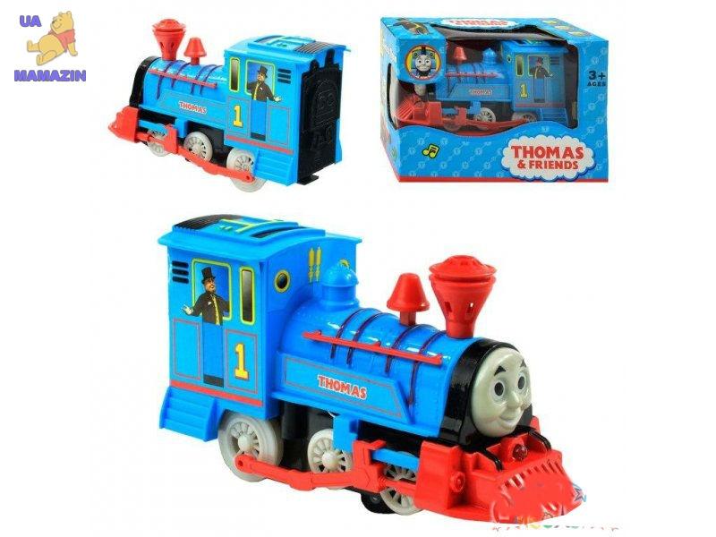 """Паровоз """"Томас"""""""