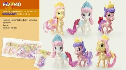 Герои   Filly принцессы
