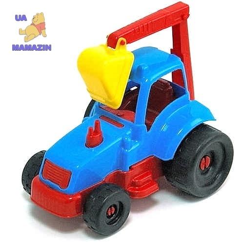 Трактор экскаватоор