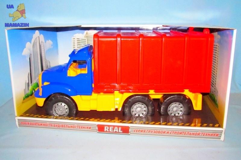 "Машина ""Атлантис"" фургон в коробке"
