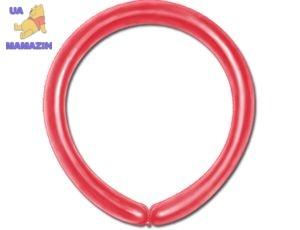 Набор шаров, пастель червоний (100 шт)