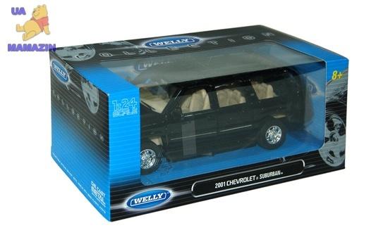 Модель Chevrolet Suburban 2001