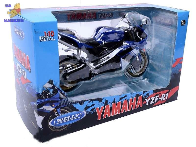 Мотоцикл металл 1:10 YAMAHA 2008 YZF-R1
