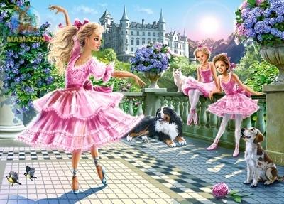 """Пазлы """"Балерина"""""""