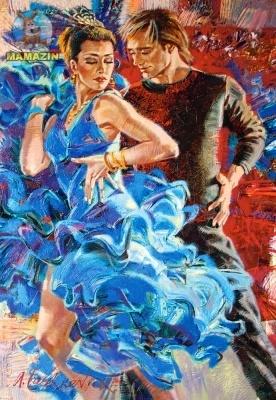 "Пазлы ""Танец"""
