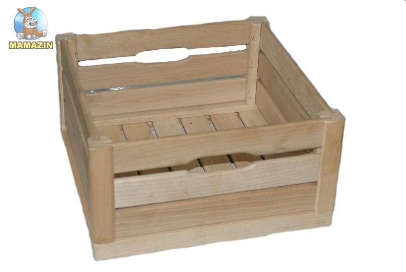 Ящик для игрушек, бук