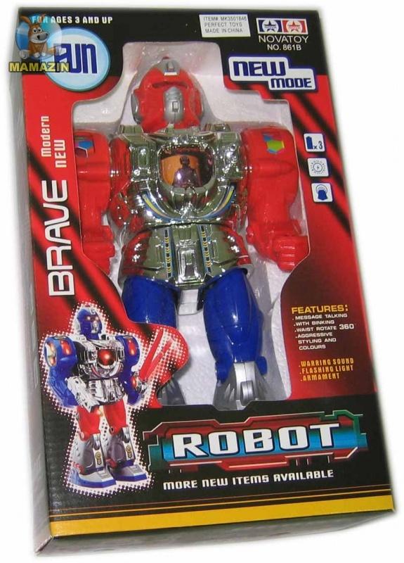 Детская игрушка Робот