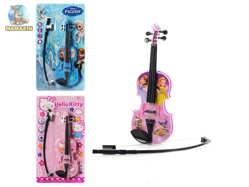 Скрипка игровая