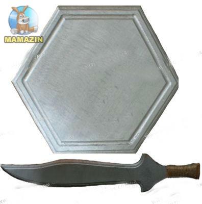 """Набор """"Турецкий"""" щит и меч"""