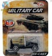 """Машинка металл """"Military car"""""""