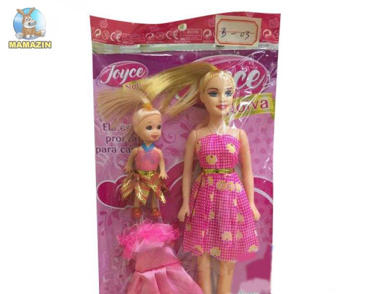 Кукла с дочкой