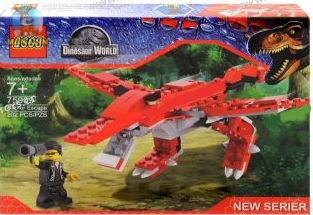 Конструктор Парк Динозавров