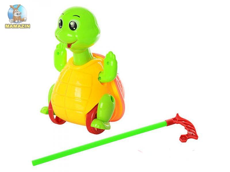 Каталка на палке Черепаха