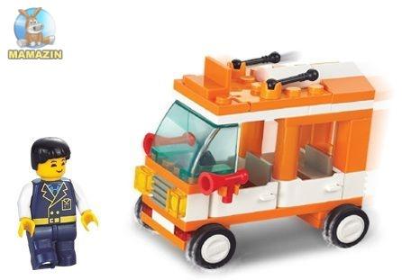 Конструктор  автобус