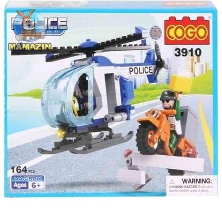 Конструктор COGO Вертолет
