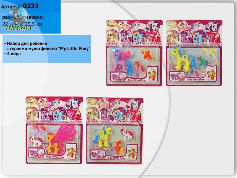 """Фигурки """"Cute Little Pony"""""""