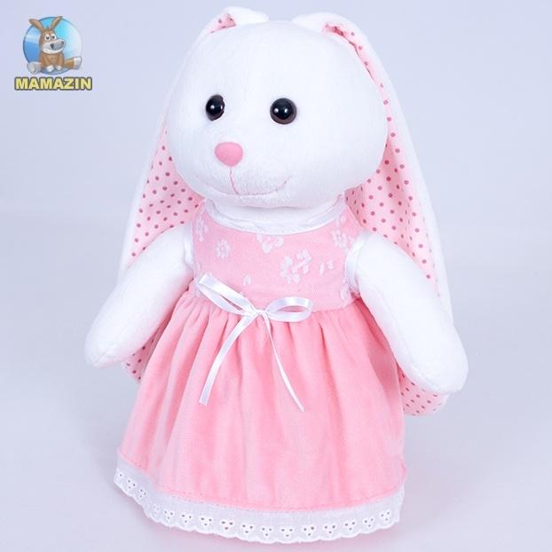 """Мягкая игрушка Зайчик """"Принцесса"""", 35см"""
