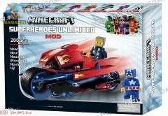 """Конструктор """"Minecraft"""""""