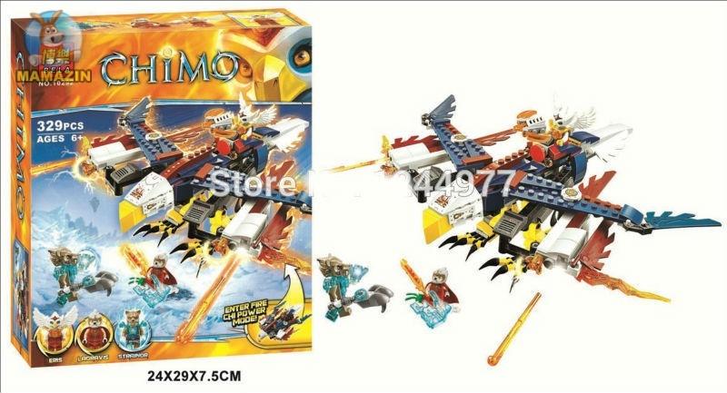 "Конструктор ""CHIMO"" 329 деталей"