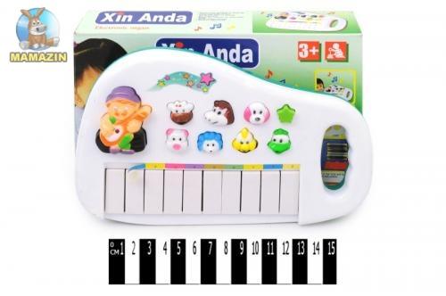 Пианино-звери