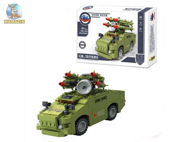 Конструктор военная машина