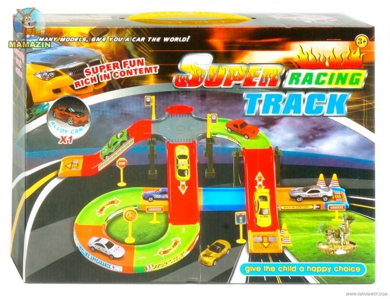 "Паркинг ""Super Racing Track"""