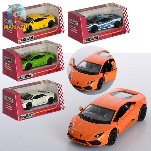 Коллекционная машинка Lamborghini Huracan LP610-4
