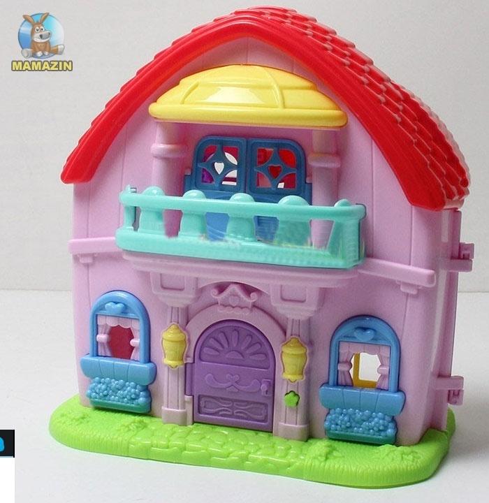 игры кукольный домик свинки пеппы