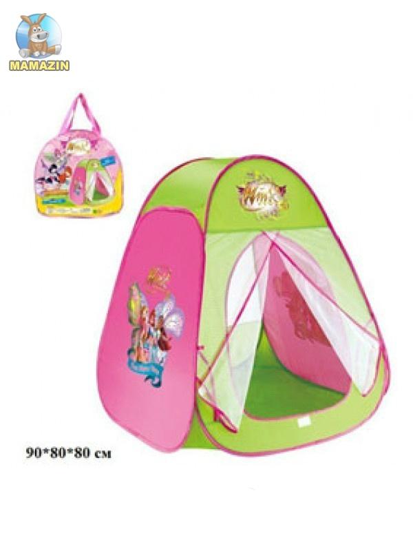 Палатка игровая Winx