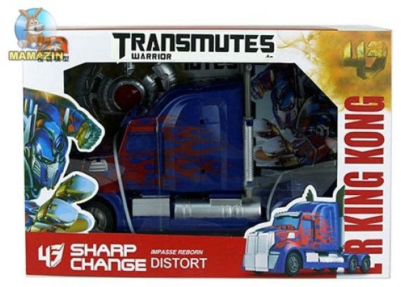 Трансформер TRANSMUТES, трейлер + робот