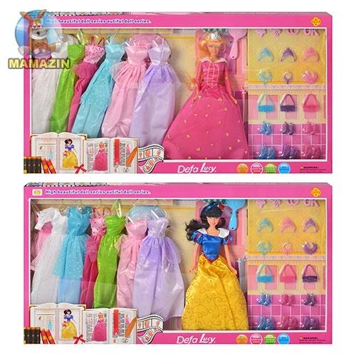 Кукла DEFA с нарядами