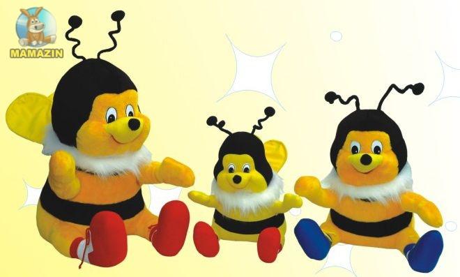 Мягкая игрушка Пчела большая