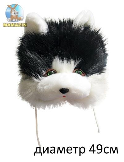 Шапочка кота черная