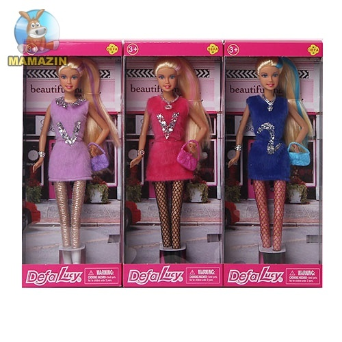 "Кукла Defa Luсy ""Модница"""