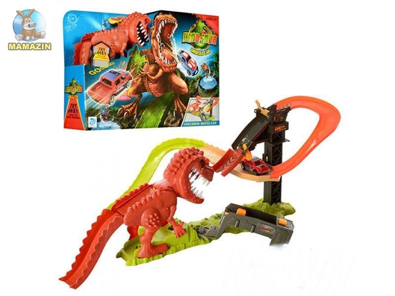 """Трек """"Динозавр. Поймай тачку"""" (звук. эффекты)"""