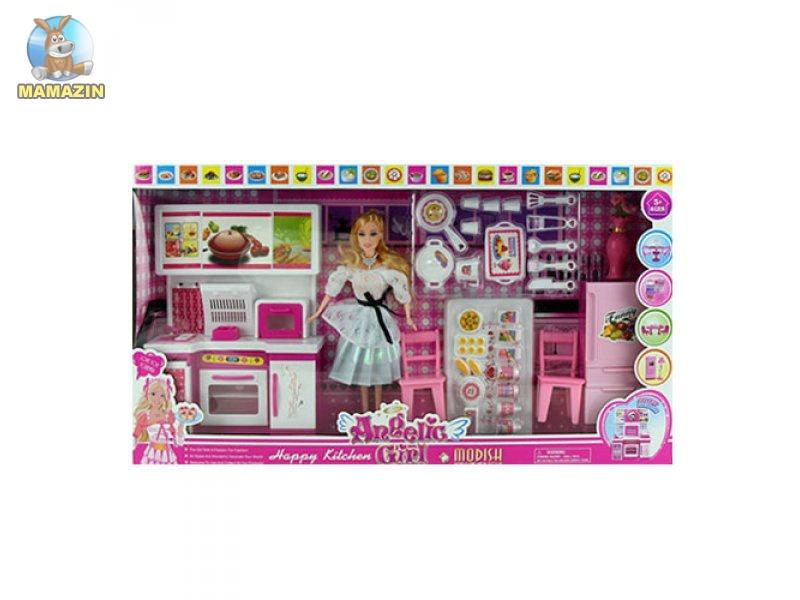 Мебель для кукол - кухня
