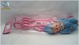 Коляска-трость с куклой, 63 см