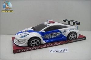 Машина полицейская, инерционная 50 см