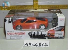 """Машина """"Speed warrior"""" р/у"""