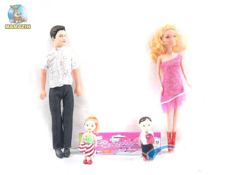 Семья - набор кукол