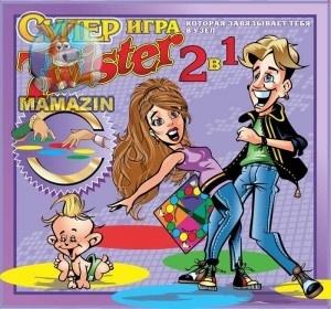 Игра Супер-Твистер 2в1