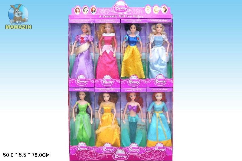 """Кукла """"Принцессы"""", в ассортименте"""