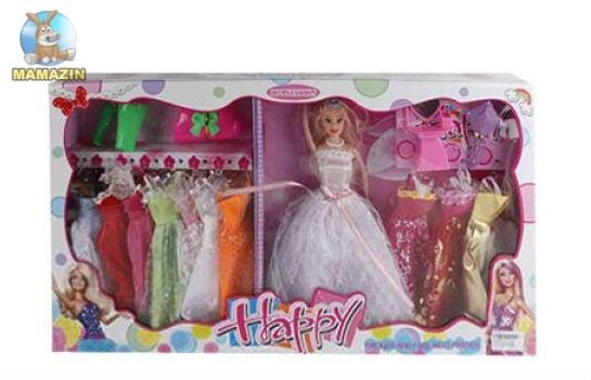 Кукла с нарядом, 29см