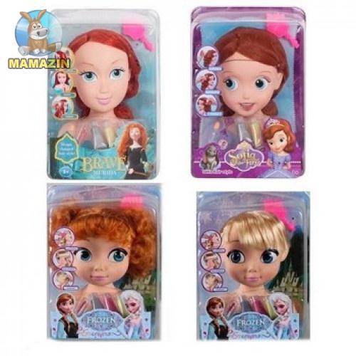 """Манекен для причесок """"Кукла-принцесса"""""""