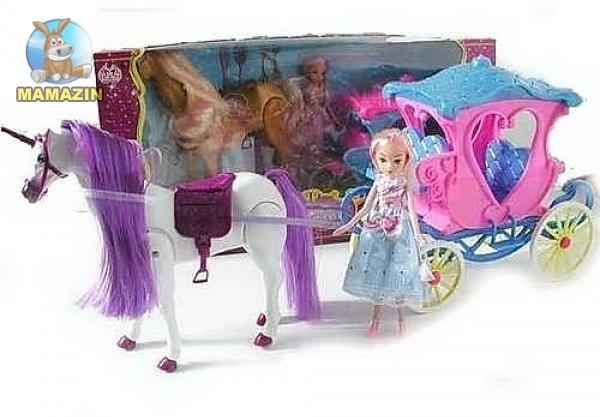 Карета для куклы